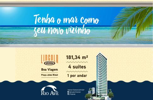 """Campanha Lincoln Avenida: """"Mar como Vizinho"""" - Rio Ave"""