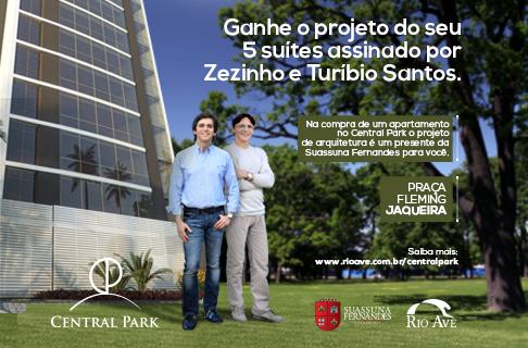 Campanha Central Park Arquitetos - Rio Ave